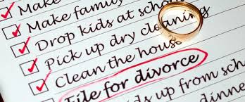Divorce Is Not Only Remedy- January Busy Month for Divorce Filings!