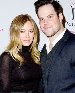 Another Celebrity Couple Disintegrates: Hilary Duff and Mike Comrie
