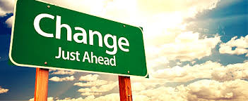 Change Is The Law of Life!