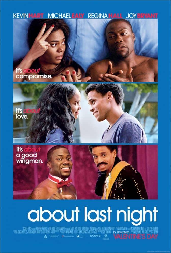 """About Last Night""-Recap! Michael Ealy Speaks About His Role and Not Being Ready For Love to Essence"