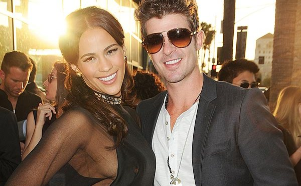 Robin Thicke and Paula Patton Separating! My Insights!