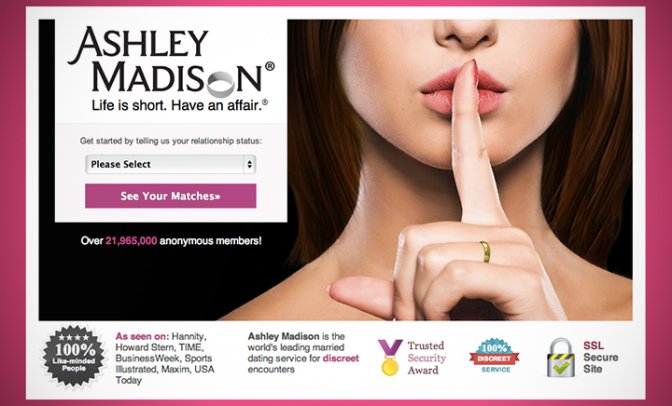 Is Ashley Madison (Infidelity Dating Site) Interfering With Your Marriage?