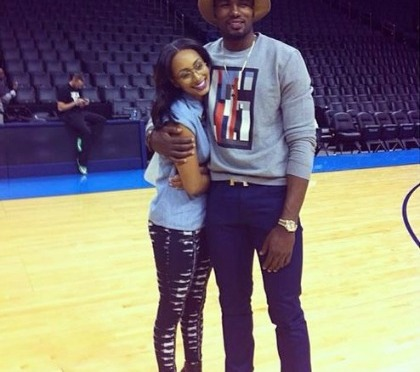 """I Had To Get My Girl Back!"" Serge Ibaka and Keri Hilson Are Back Together! My Insights!"