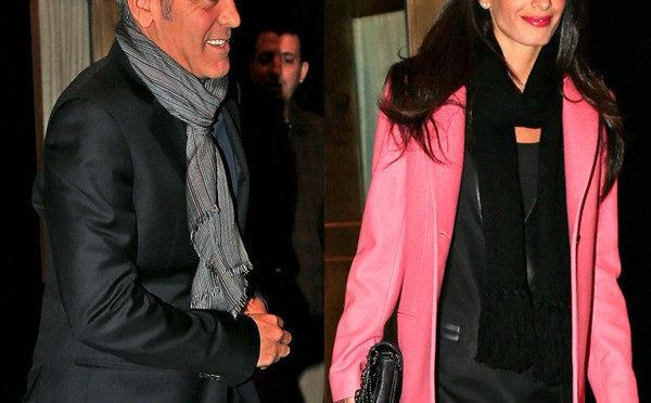America's Perpetual Bachelor-George Clooney is Engaged? Say What?