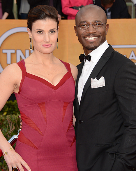 Taye Diggs Discuss Split And Fans Disappointment! Are You Sticking In Your Relationship For The Sake Of Your Peers?