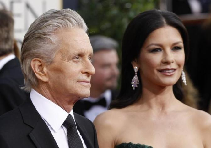 Michael Douglas Speaks On Marriage- Like An Orchid It Must Be Nurtured! I Couldn't Agree With Him More!