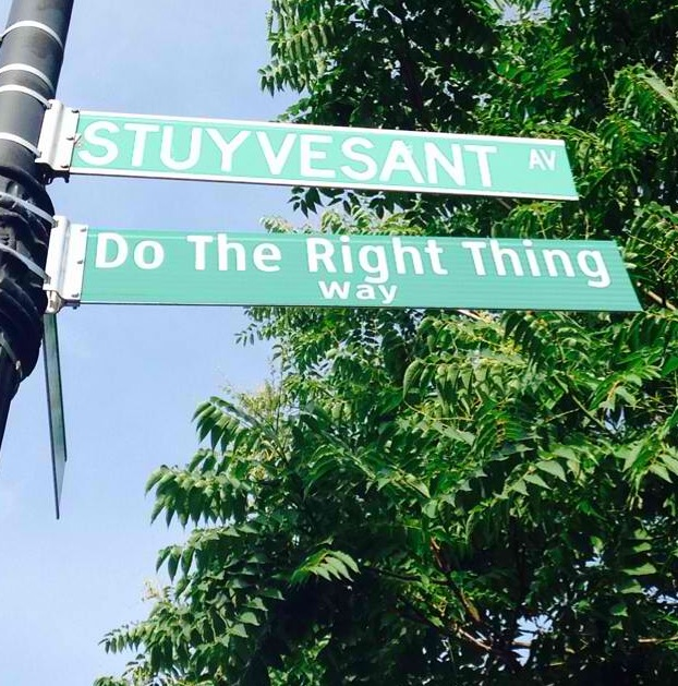 Spike Lee: Do The Right Thing Block Party!