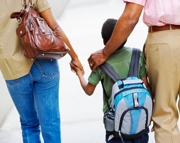 Kids Post-Divorce- Routine and Communication Is Imperative!