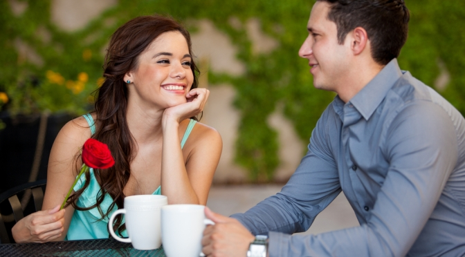 Dating Advice From A Man To Help You Rock Your First Date!