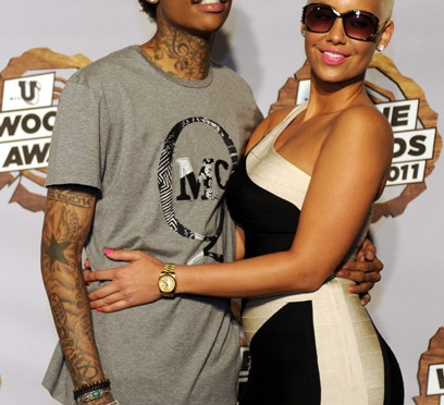 Separation In The Air! Wiz Khalifa/Amber Rose, Jason Derulo/Jordin Sparks and The Neely's from the Food Network?